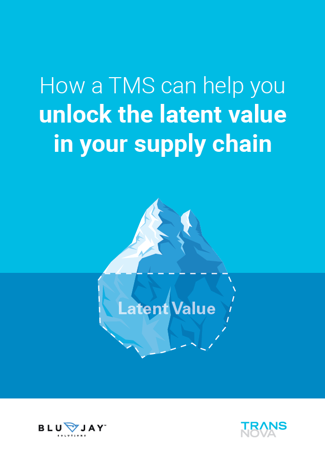 How a TMS can help you unlock the latent value in your supply chain White Paper